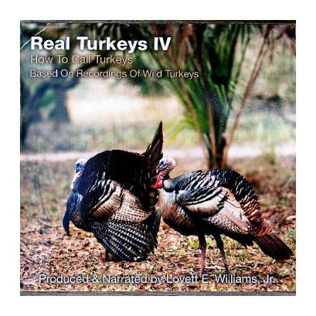 Real Turkeys IV CD